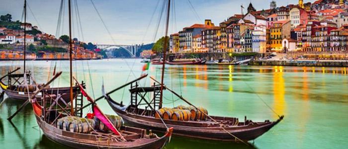Viaje a Oporto
