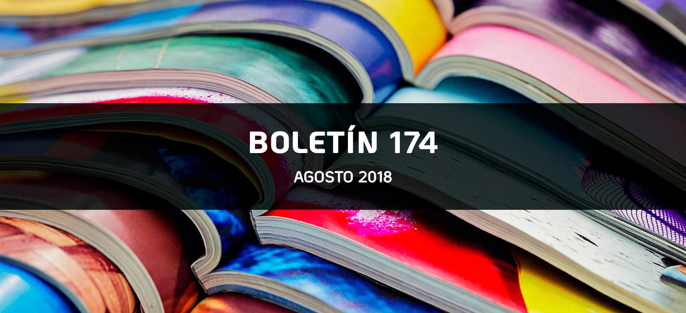 Boletín Número 174