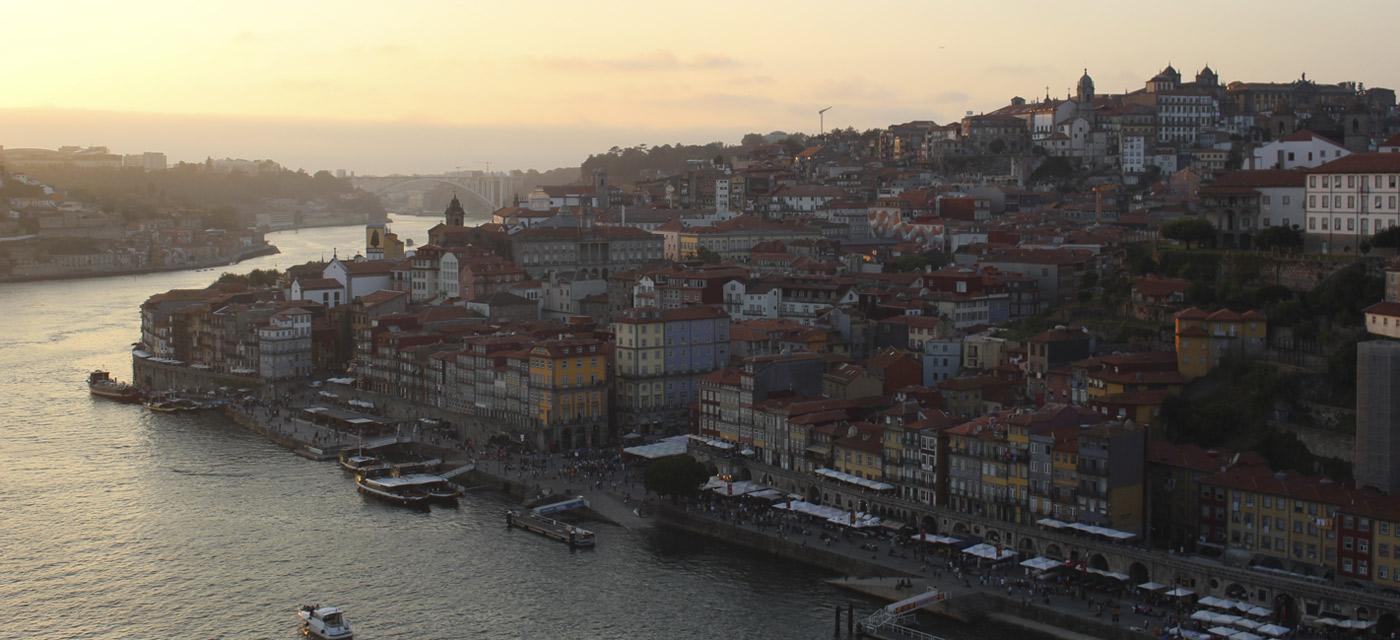 Excursión Aveiro Oporto
