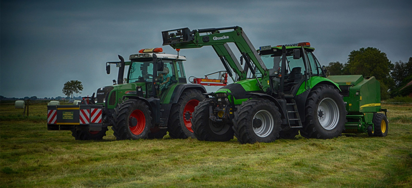Cambios Vehículos Agrícolas Últimos Años