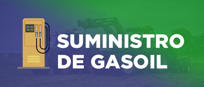 Suministro Gasoil